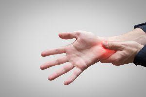 Nyeri pergelangan tangan carpal tunnel syndrome