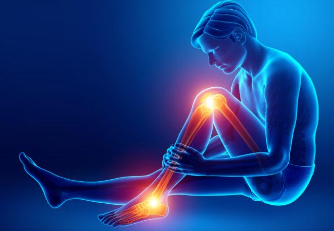 Lutut Nyeri, Hilang Hanya Dalam 15 Menit Dengan RFA