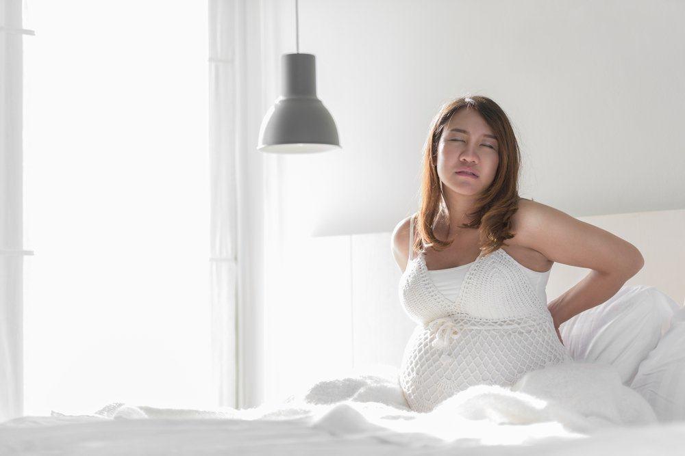 Nyeri punggung saat hamil