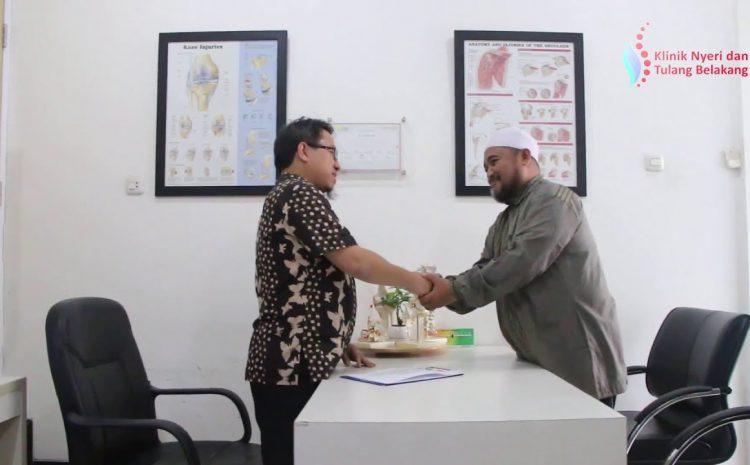 Ustadz Amir Faishol: Nyaman Ibadah Haji, Tanpa Nyeri Sendi