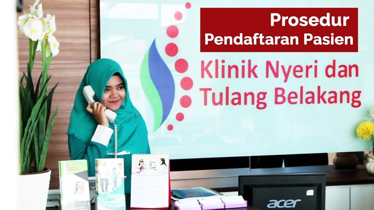 Klinik Nyeri dan Tulang Belakang