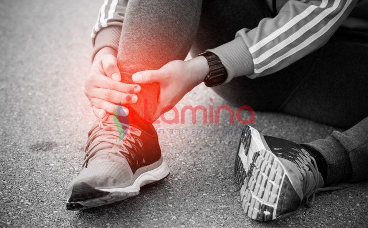 Ankle Sprain Pergelangan Kaki Terkilir Keseleo, Obati dengan Cara Ini