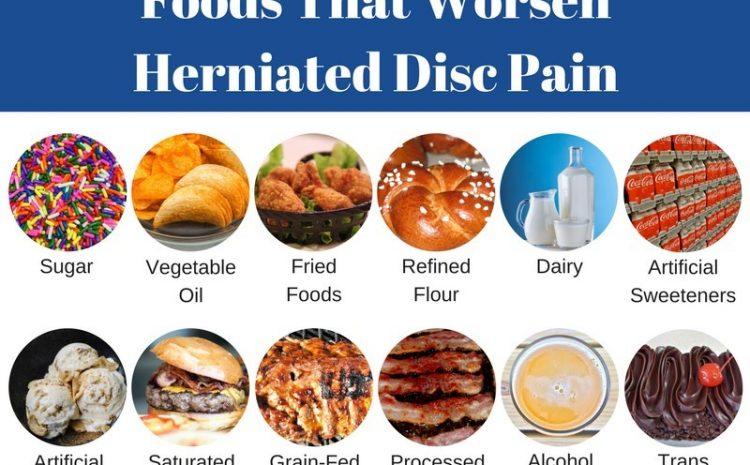 Pantangan Makanan Syaraf Kejepit yang Anda Perlu Hindari